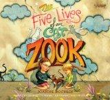 Five Lives of Our Cat Zook (lib)(CD)