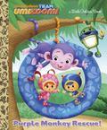 Purple Monkey Rescue! (Team Umizoomi)