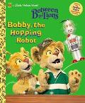 Bobby the Hopping Robot