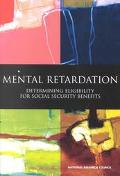 Mental Retardation Determining Eligibility for Social Security Benefits