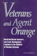 Veterans and Agent Orange: Herbicide/Dioxin Exposure and Acute Myelogenous Leukemia in the C...