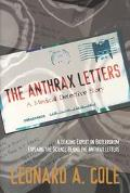 Anthrax Letters A Medical Detective Story