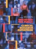 Engaging the Public in the Clinical Research Enterprise Clinical Research Roundtable Worksho...