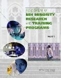 Assessment of Nih Minority Research Training Programs Phase 3