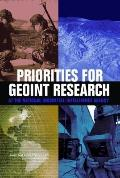 Priorities for GEOINT Research at the National Geospatial-Intelligence Agency