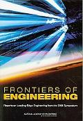 Frontiers of Engineering: Reports on Leading-Edge Engineering from the 2008 Symposium