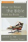How to Read the Bible Book by Book A Guided Tour