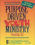 Purpose Driven Youth Ministry Training Kit