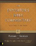 Expositor's Bible Commentary Romans-galatians
