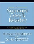 Summer Greek Reader A Workbook for Maintaining Your Biblical Greek