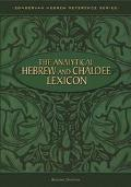 Analytical Hebrew And Chaldee Lexico