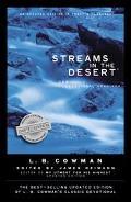 Streams in the Desert - Charles E. Cowman - Hardcover - REV