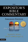 Expositor's Bible Commentary old & new testaments