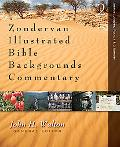Joshua, Judges, Ruth, 1 & 2 Samuel (Zondervan Illustrated Bible Backgrounds Commentary)