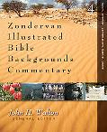 Isaiah, Jeremiah, Lamentations, Ezekiel, Daniel (Zondervan Illustrated Bible Backgrounds Com...