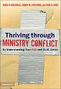 Thriving Through Ministry Conflict By Understanding Your Red And Blue Zones