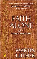 Faith Alone A Daily Devotional