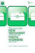 The Complete New Testament Resource for Youth Workers, Volume 1 (Youth Specialties)