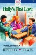 Holly's First Love - Beverly Lewis - Paperback