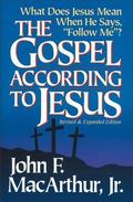Gospel According to Jesus What Does Jesus Mean When He Says