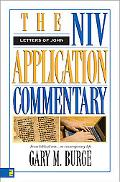 Letters of John The Niv Application Commentary From Biblical Text...to Contemporary Life