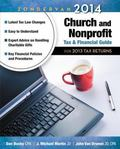 Zondervan 2014 Church and Nonprofit Tax and Financial Guide : For 2013 Tax Returns