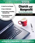 Zondervan 2015 Church and Nonprofit Tax and Financial Guide : For 2014 Tax Returns