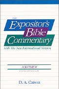 Expositor's Bible Commentary With the New International Version  Matthew  Chapters 13 Throug...