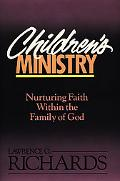 Children's Ministry Nurturing Faith Within the Family of God