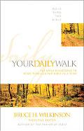 Your Daily Walk 365 Daily Devotionals to Read Through the Bible in a Year