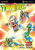 Time Trap (Z Graphic Novels / TimeFlyz)