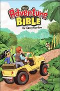 NIrV Advanced Bible for Early Readers