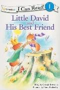 Little David and His Best Friend (I Can Read! / Little David Series)