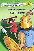 David and the Giant / David y el gigante (I Can Read! / Beginner's Bible, The / Yo s leer!)