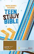 King James Version Teen Study Bible