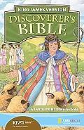 King James Version Discoverer's Bible