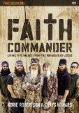 Faith Commander : Living Five Family Values from the Parables of Jesus