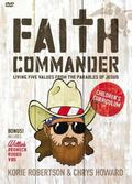 Faith Commander Children's Curriculum : Learning 5 Family Values from the Parables of Jesus