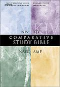 Comparative Study Bible New International Version/Amplified Version/King James Version/Updat...