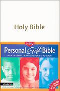 New International Readers Version Personal Gift Bible White