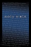 Holy Bible Today's New International Version