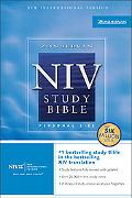 Zondervan Study Bible New International Version, Personal Size