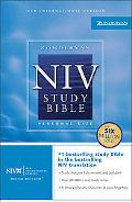Holy Bible The Niv Study Bible/Personal Size