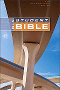 Student Bible New International Version Black Bonded Leather