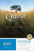 Quest Study Bible New International Version