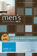 New Men's Devotional Bible New International Version