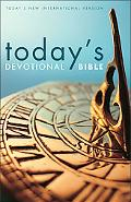 Todays Devotional Bible With a Classic And Contemporary Voice for Each Daily Reflection