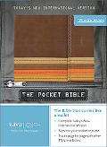 Holy Bible Today's New International Version, Caramel/multicolor, Italian Duo-tone