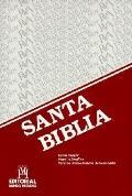Santa Biblia RVA Ultra Fina Ultrathin Bible
