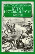 British Historical Facts 1688-1760
